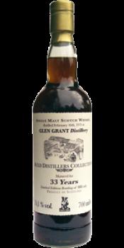 Glen Grant 1970 JW