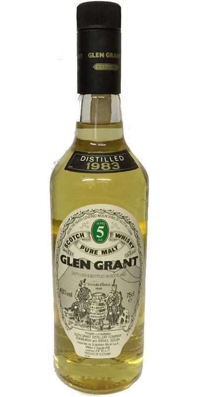 Glen Grant 1983