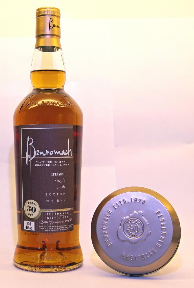 Benromach 30-year-old