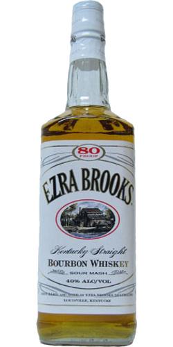 Ezra Brooks White Label