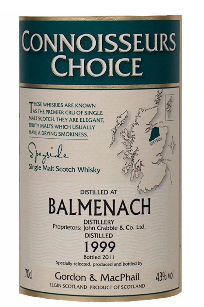 Balmenach 1999 GM