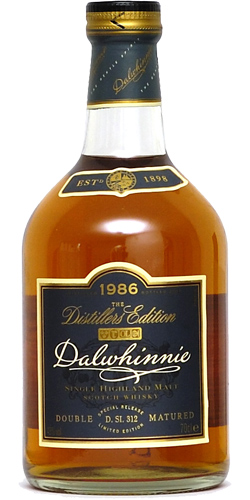Dalwhinnie 1986