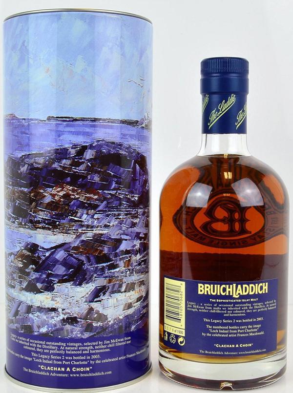 Bruichladdich Legacy II