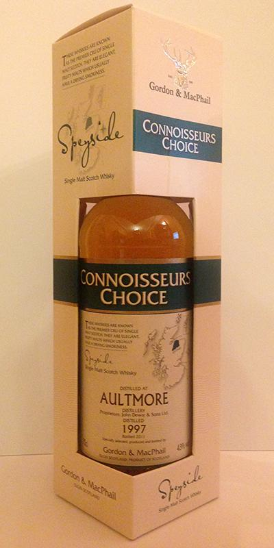 Aultmore 1997 GM