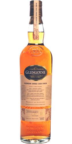 Glengoyne 1992 Glenguin Shiraz