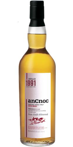 An Cnoc 1991