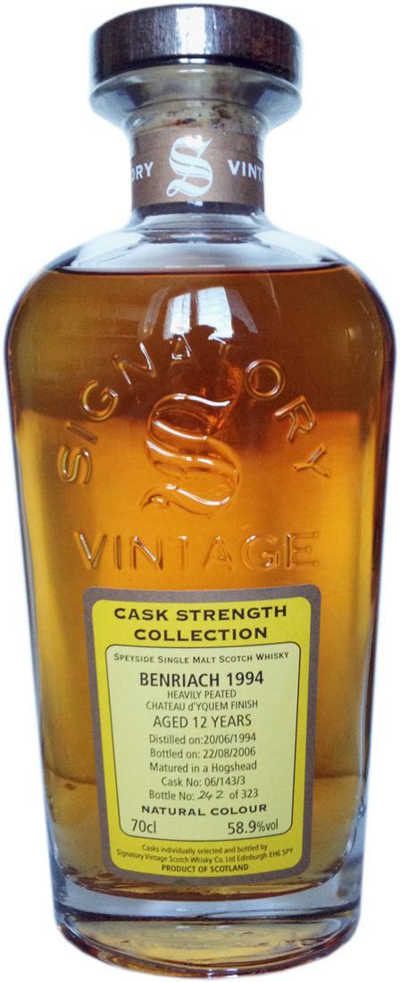 BenRiach 1994 SV