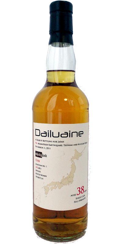 Dailuaine 1973 BR