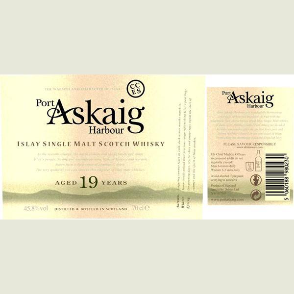 Port Askaig 19-year-old SMS