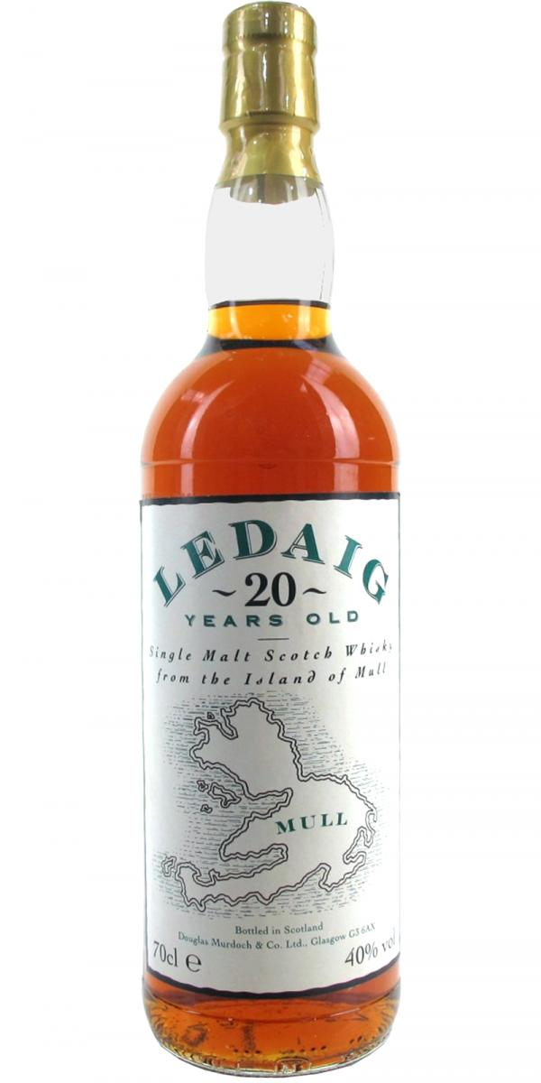 Ledaig 20-year-old DM