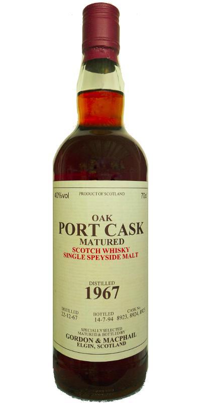Port Cask 1967 GM