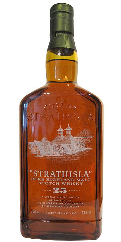Strathisla 25-year-old