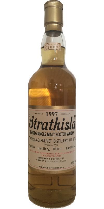 Strathisla 1997 GM