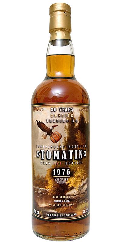 Tomatin 1976 MT