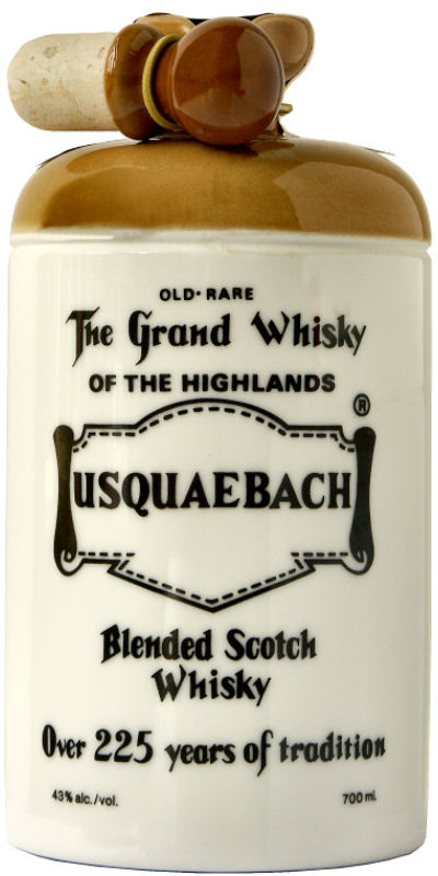 Usquaebach The Grand Whisky of the Highlands DL
