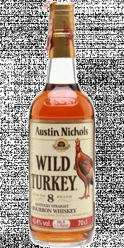 Wild Turkey Old No. 8 Brand