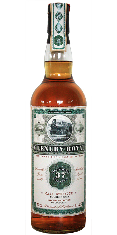 Glenury Royal 1973 JW