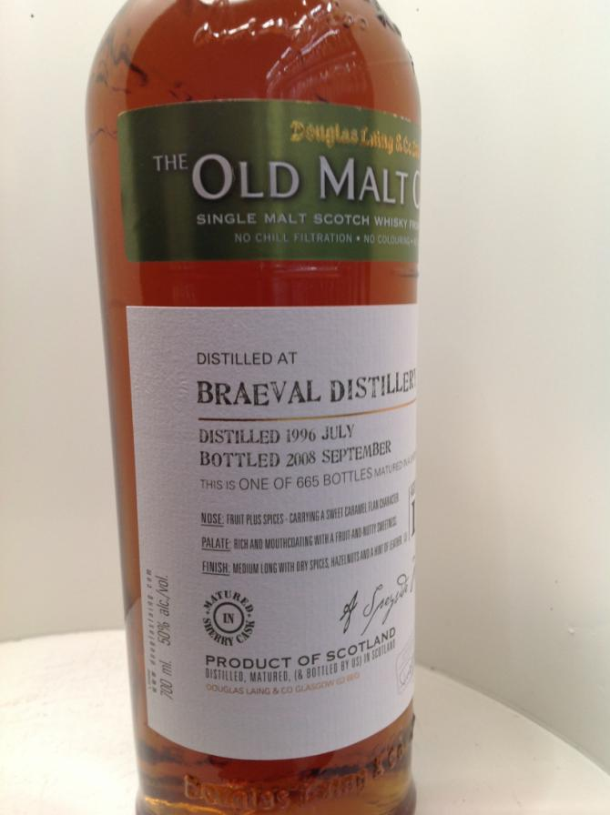 Braeval 1996 DL