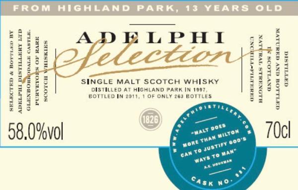 Highland Park 1997 AD