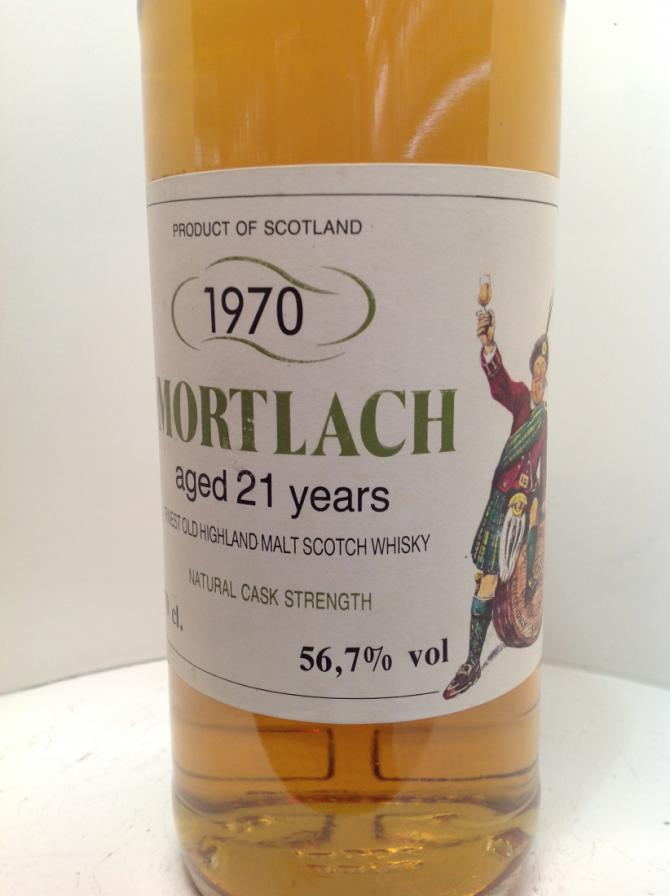 Mortlach 1970 GM