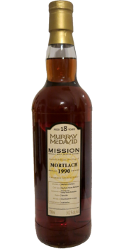 Mortlach 1990 MM