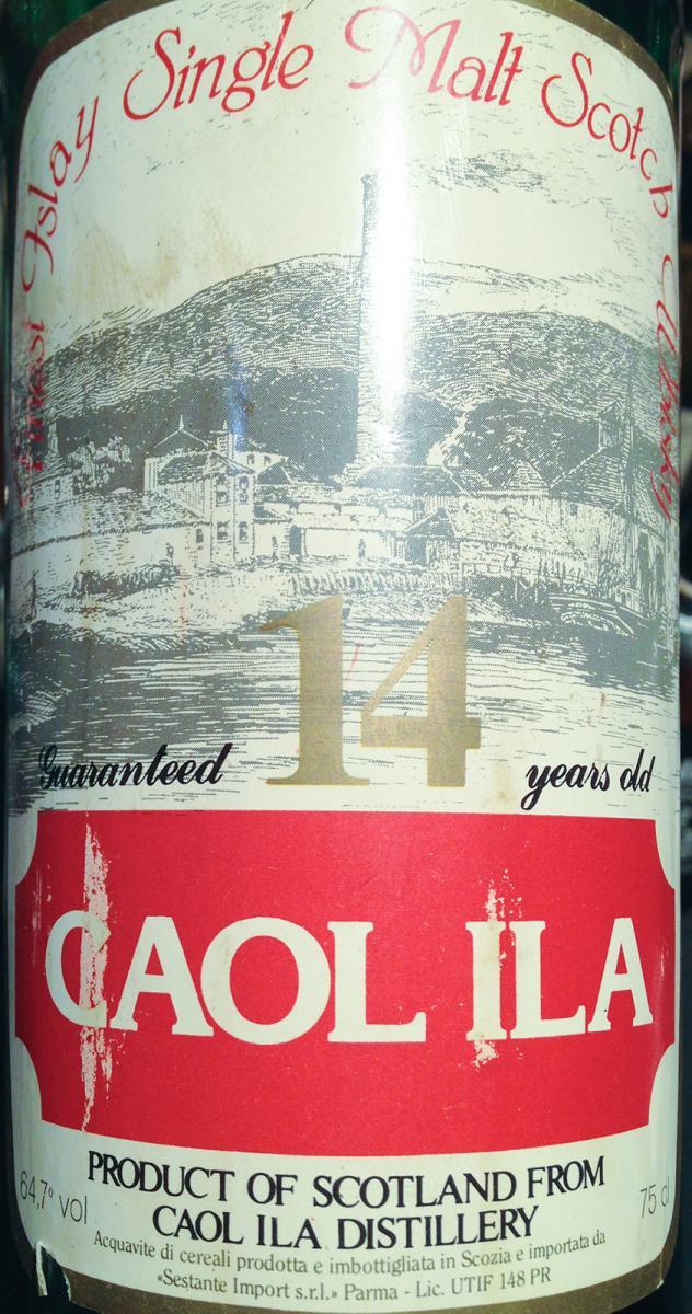 Caol Ila 14-year-old GM