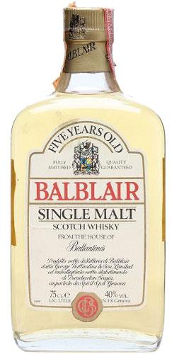 Balblair 05-year-old