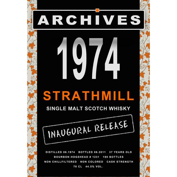 Strathmill 1974 Arc