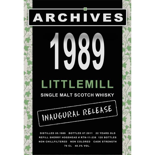 Littlemill 1989 Arc