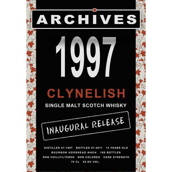 Clynelish 1997 Arc