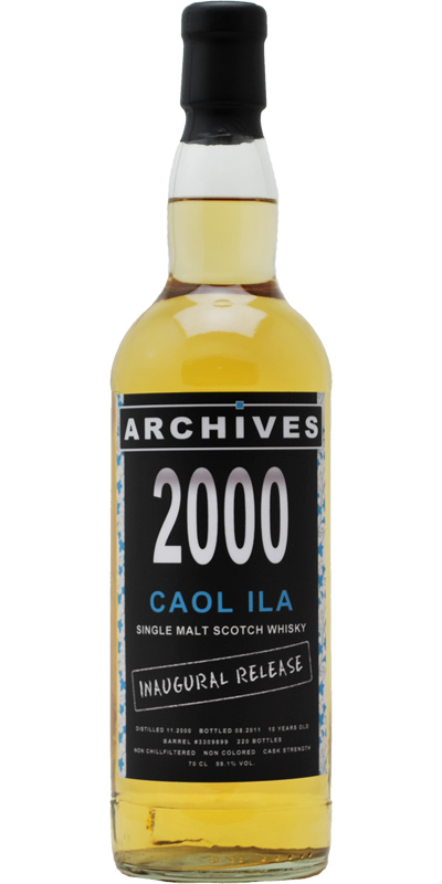 Caol Ila 2000 Arc