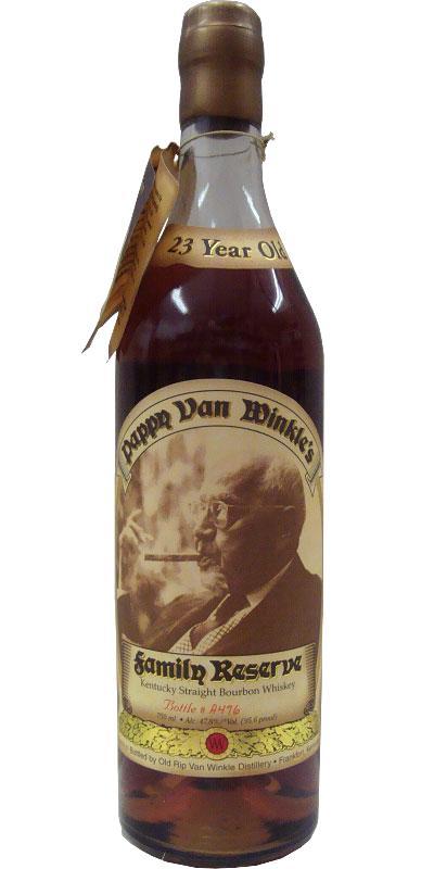 Pappy Van Winkle's 23-year-old