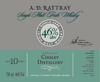Cooley 2000 DR