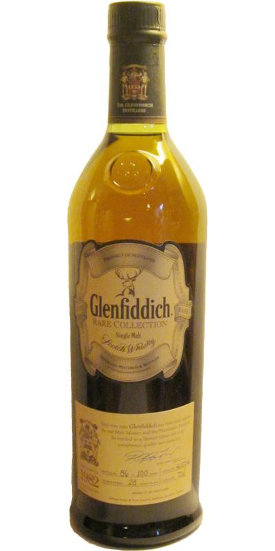Glenfiddich 1982