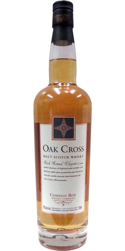 Oak Cross 3rd Edition CB