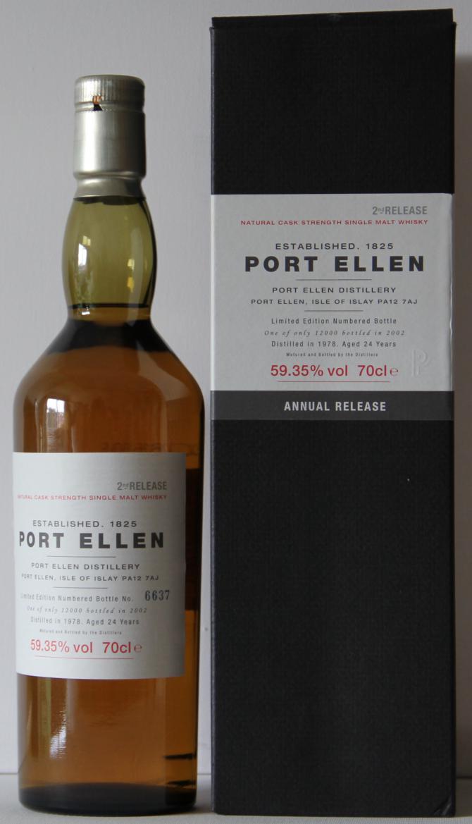 Port Ellen  2nd Release