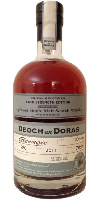 Glenugie 1980 Deoch an Doras