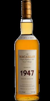 Macallan 1947