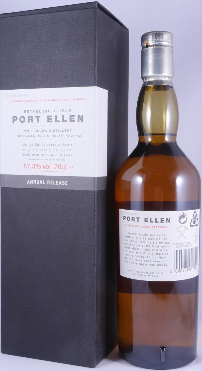 Port Ellen  3rd Release
