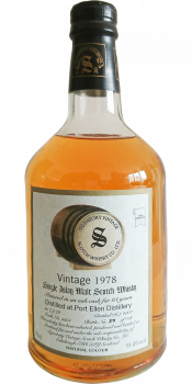 Port Ellen 1978 SV