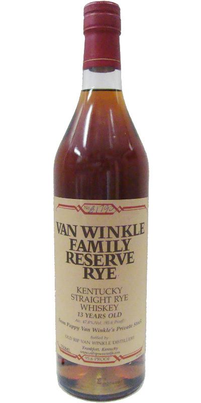 Van Winkle 13-year-old