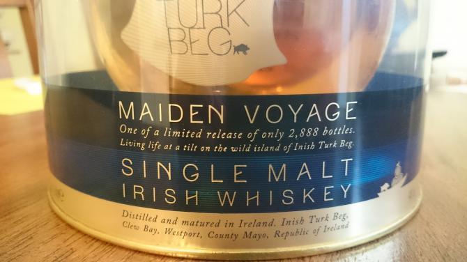 Inish Turk Beg Maiden Voyage