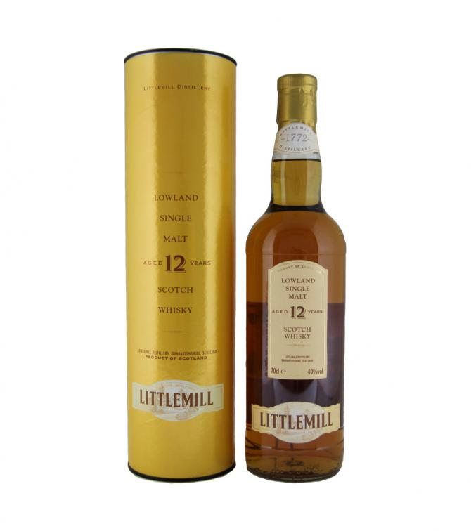 Littlemill 12-year-old