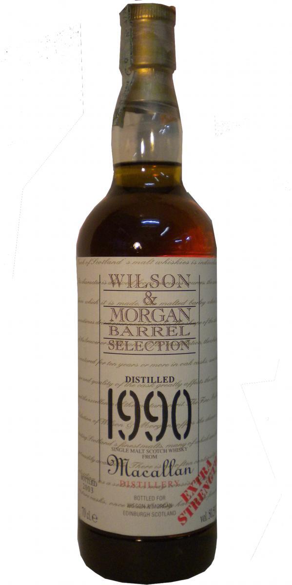 Macallan 1990 WM
