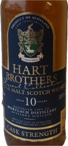 Mortlach 1989 HB
