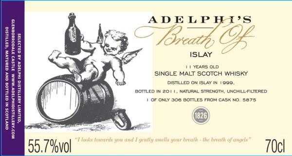 Breath of Islay 1999 AD