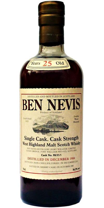 Ben Nevis 1984