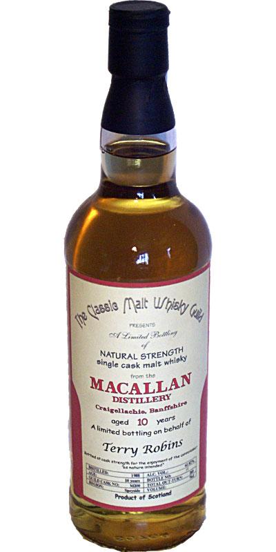 Macallan 1988 CWG
