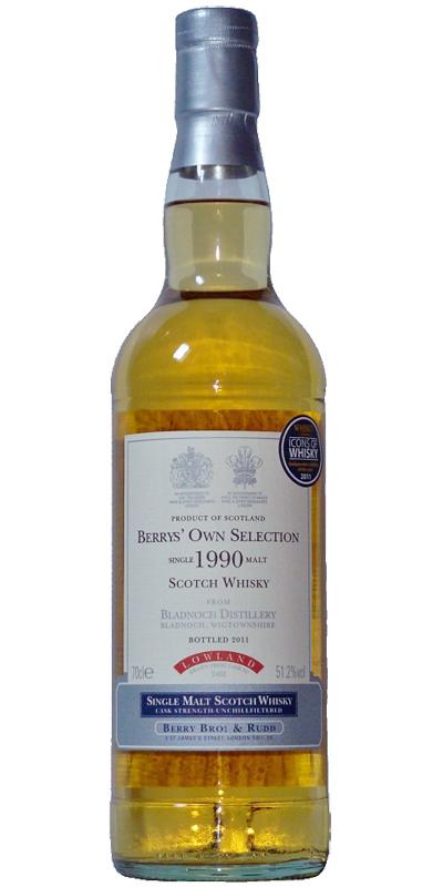 Bladnoch 1990 BR