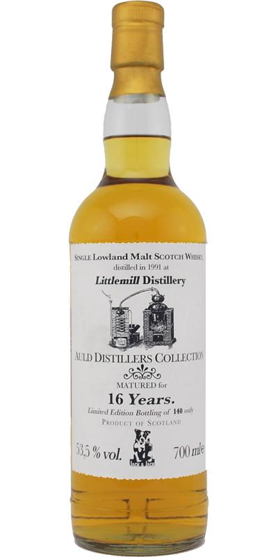 Littlemill 1991 JW